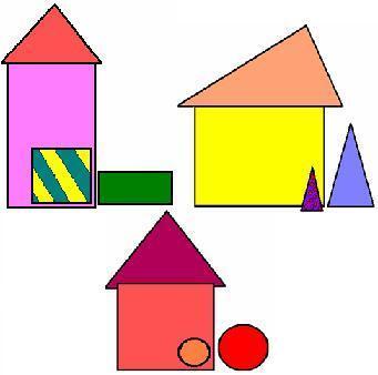 Gislainecardosoa historia com formas geometricas for Creador de casas